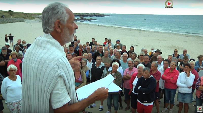 Les Campeurs virés du Goviro - TV Quiberon 24/7
