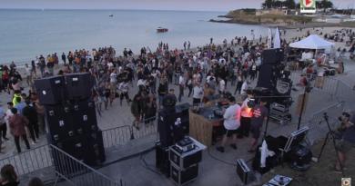 Festival Les Electros 2019 - TV Quiberon 24/7