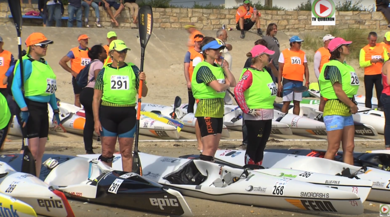 Championnats du monde de canoe - TV Quiberon 24/7