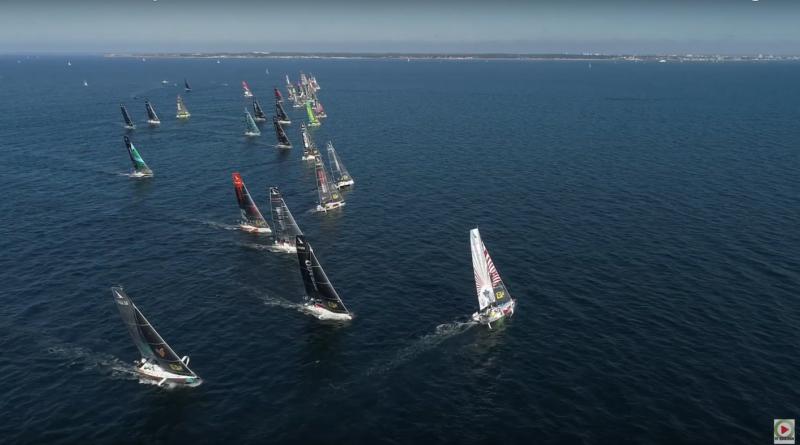 Voile: Tour de Bretagne - TV Quiberon 24/7