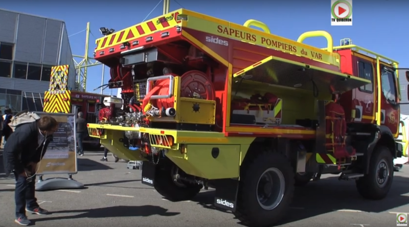 CongresSP2019: Expo véhicules - TV Quiberon 24/7