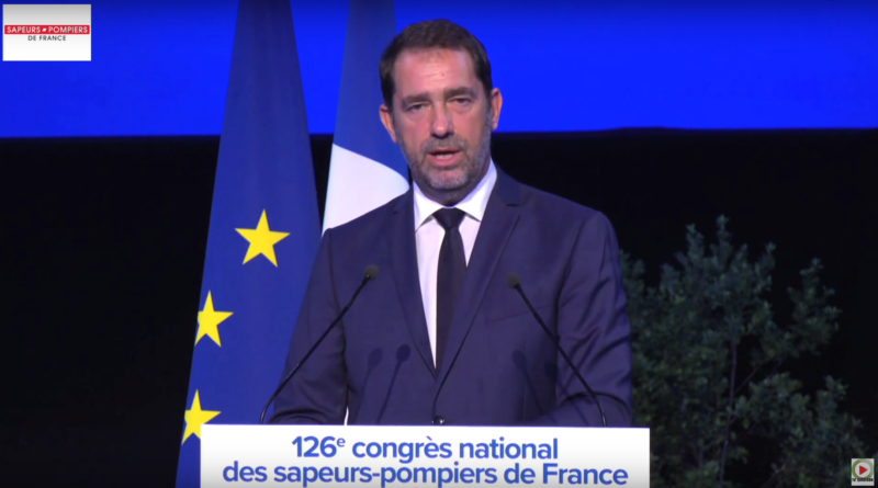 CongresSP2019: Christophe Castaner - TV Quiberon 24/7