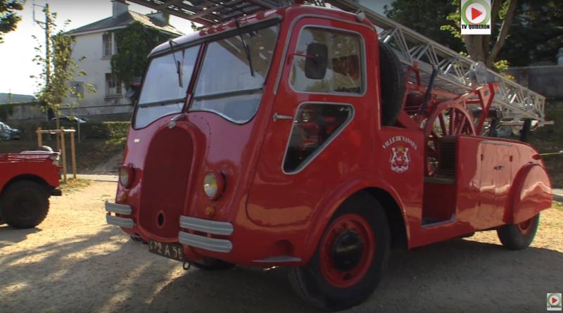 CongresSP 2019: Camions anciens - TV Quiberon 24/7