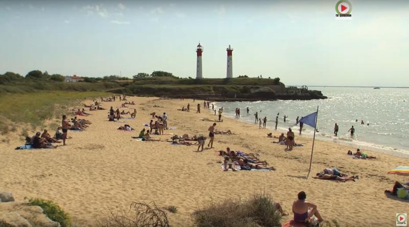 Belle balade estivale - Ile d'Aix TV