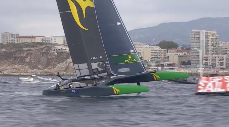 Voile: SailGP Finale - Marseille Bretagne Télé