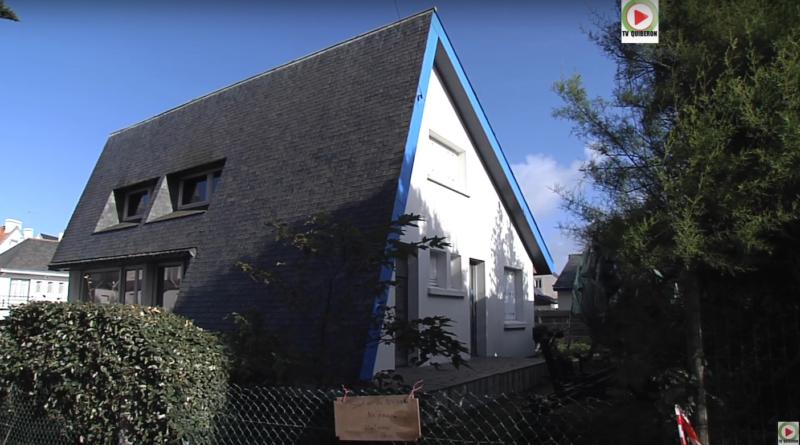 La Villa Guillou Sauvée - TV Quiberon 24/7