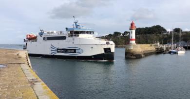 Coucou Port Tudy - TV Ile de Groix
