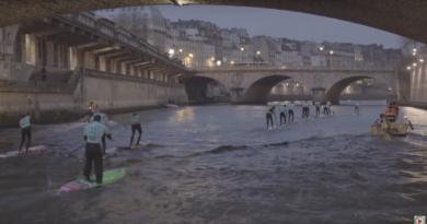 Paris: Nautic Paddle 2019 - Bretagne Télé