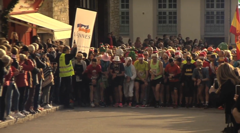 Vannes: La Corrida Vannetaise 2019 - Bretagne Télé