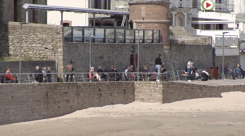 Quiberon: Le Déconfinement - Bretagne Télé