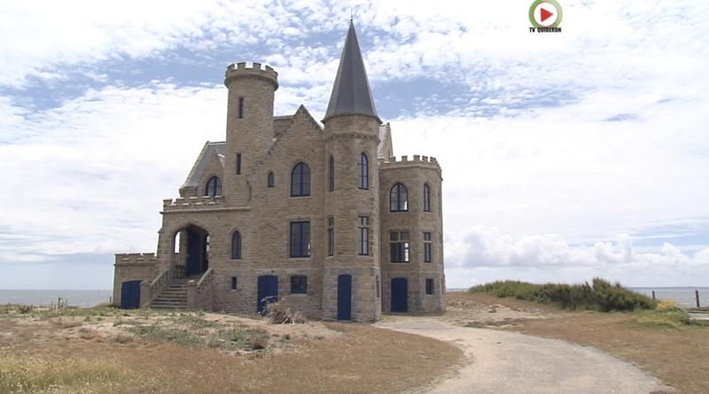 Quiberon: le Chateau Turpault agonise - TV Quiberon 24/7