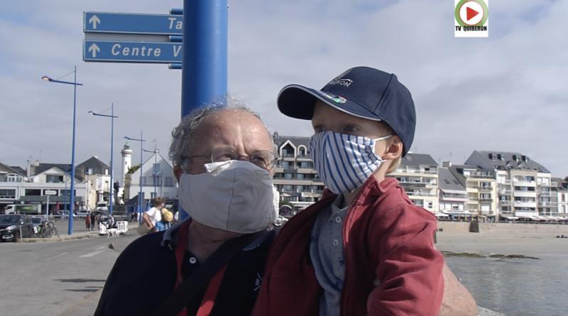 Covid-19: Port du Masque Obligatoire - TV Quiberon 24/7