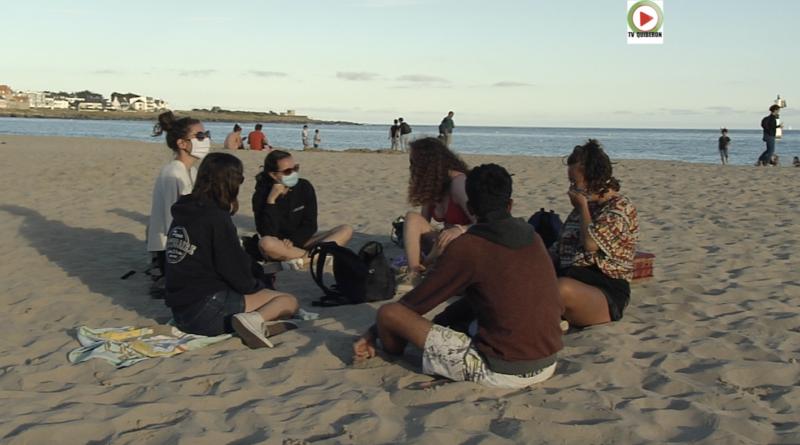Fermeture Nocturne des Plages - TV Quiberon 24/7