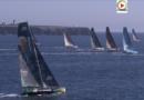 Lorient: Départ 48 h Défi Azimut - Bretagne Télé