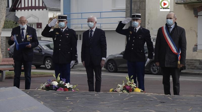 QUIBERON | Honneur aux Poilus - TV QUIBERON 24/7