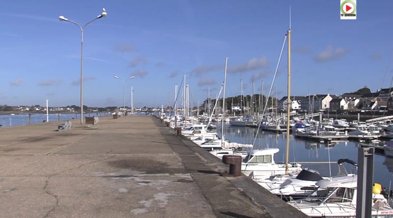 ETEL   Le beau Port de Plaisance - ETEL TV