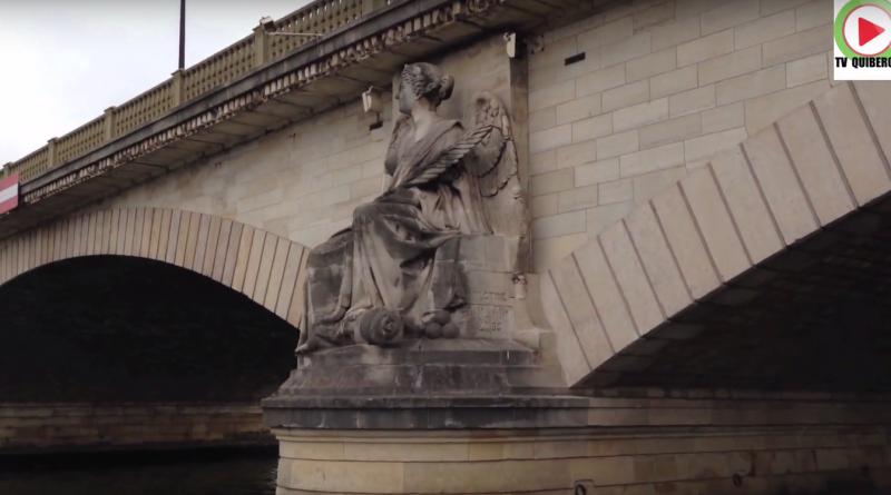 Paris la belle Seine