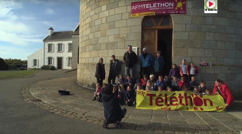 Bellithon, le Telethon de Belle-ile-en-mer
