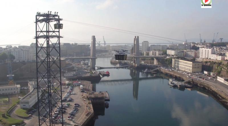 Télépherique urbain Brest