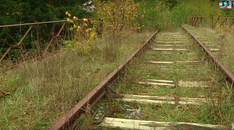 PAU: Le train fantome Pau-Canfranc