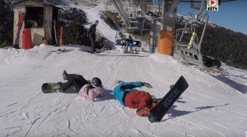 ANDORRA: Snowboard, Ski and Sun