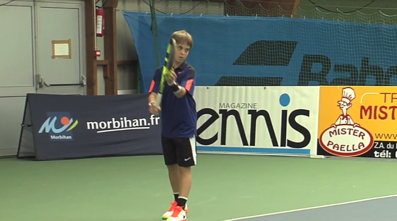 Auray Bretagne Télé: Open Super 12 Tennis - 2017