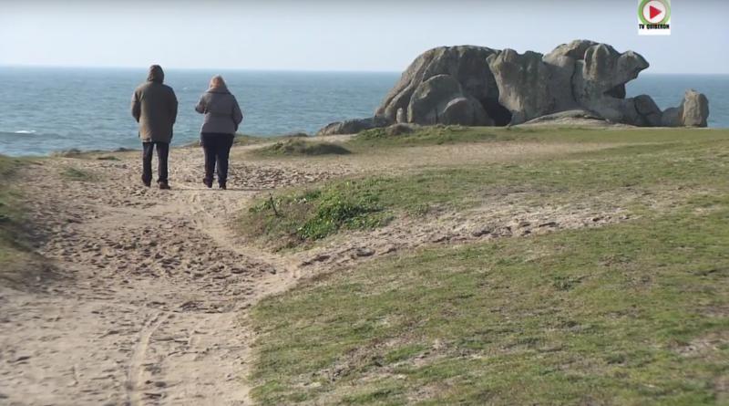 Bretagne Télé: Les etranges rochers de Lesconil