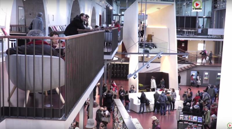 Brest Bretagne Télé: Ateliers des Capucins et Médiatheque