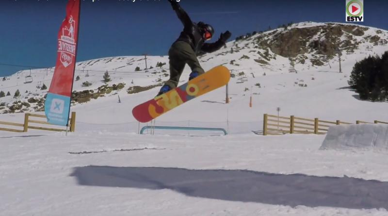 snowpark Grau-roig Andorre