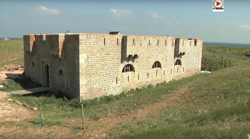 Insolite: Dormir dans un vrai Fort - Ile de Houat TV