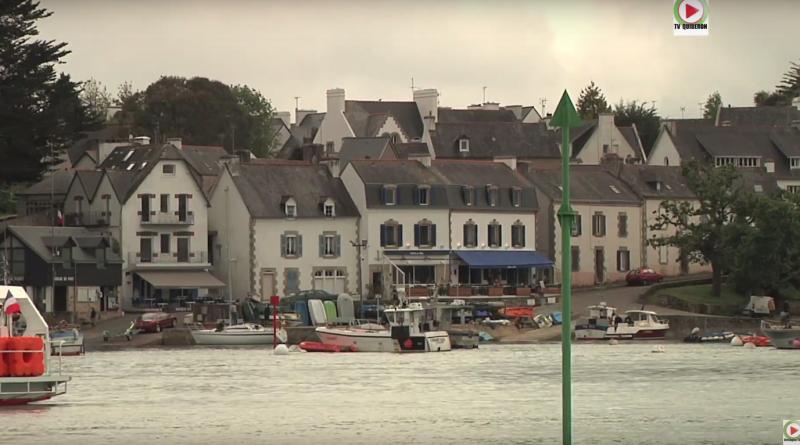 Sainte-Marine sublime - Quimper Bretagne Télé