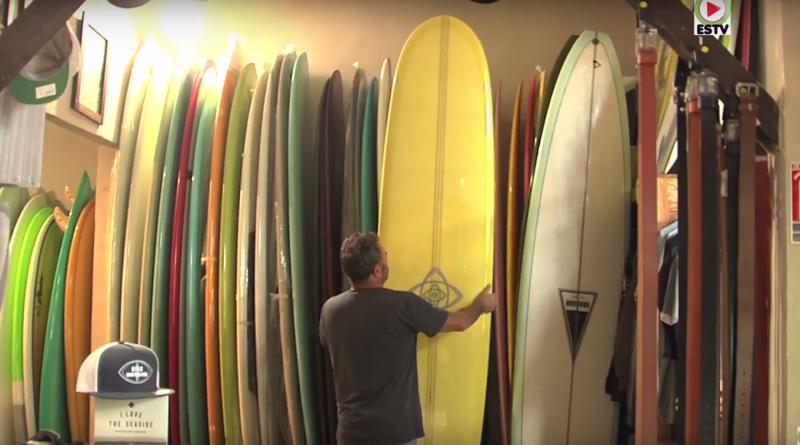 Superbes longboards californiens