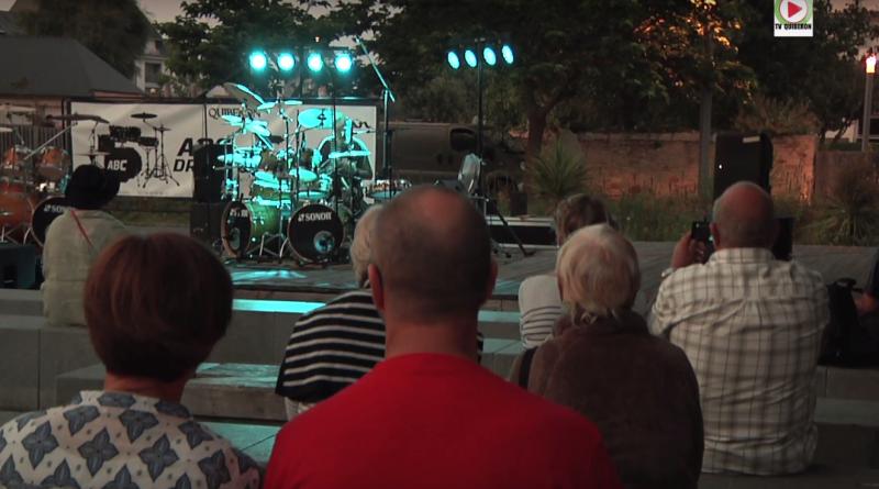 Alain Dubac Drums 2017 medley - TV Quiberon