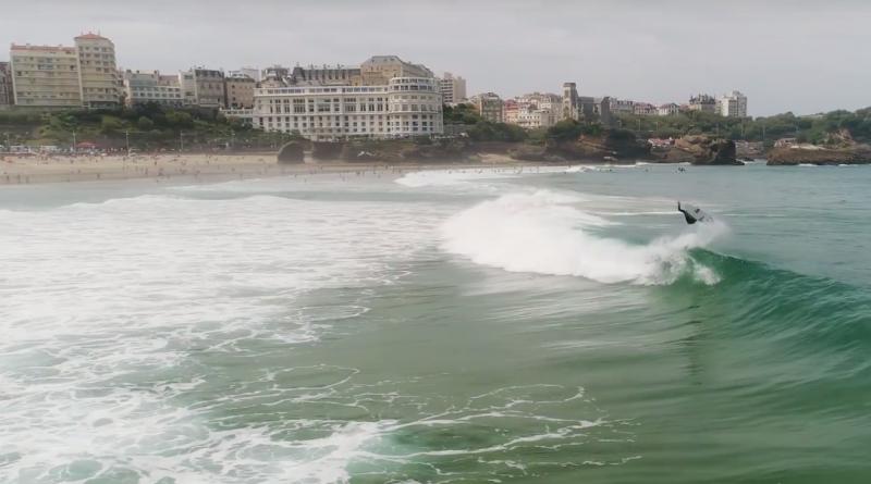 BIARRITZ: La France Championne du Monde de Surf