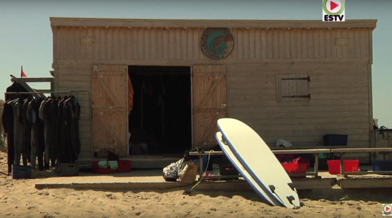 MONTALIVET: L'Ecole de Surf du CHM Monta