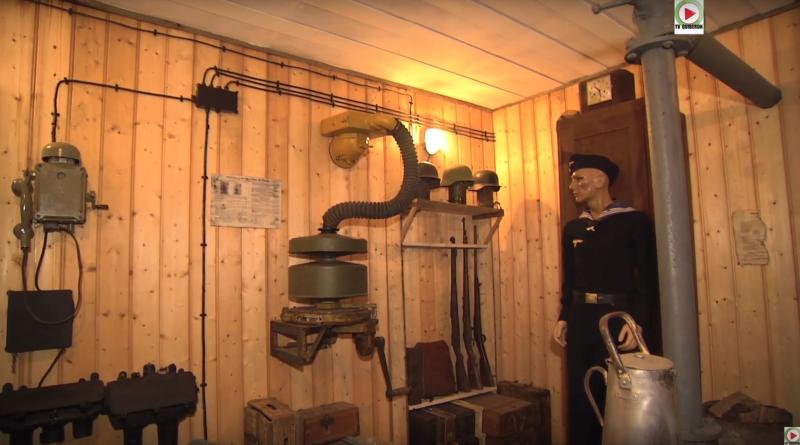 Plouharnel: Visite d'un Bunker du Bego - TV Quiberon 24/7