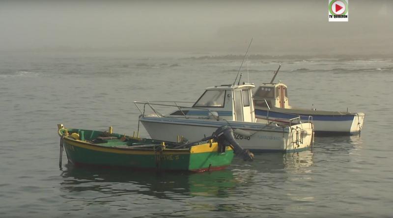 Brume de mer a Portivy - TV Quiberon 24/7