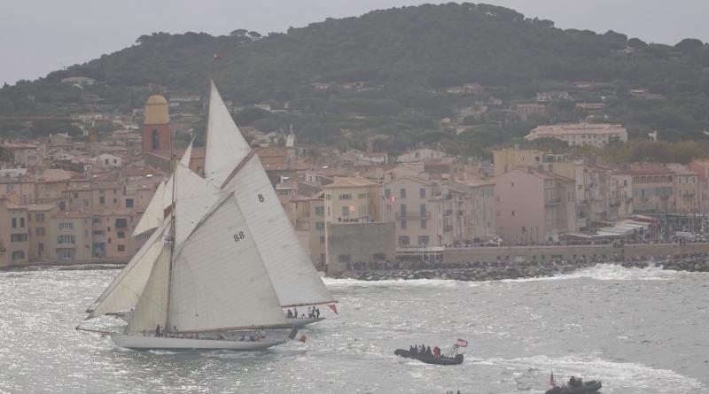 Les Voiles de Saint-Tropez 2015 - Marseille Bretagne Télé