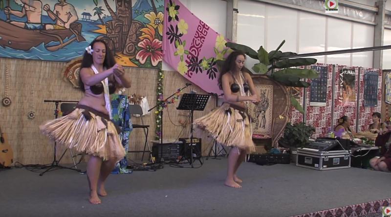 Danses Polynesiennes à la Foire - Vannes Télé