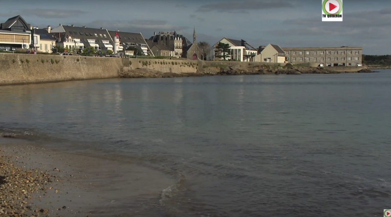 Concarneau: Le front de mer - Bretagne Télé