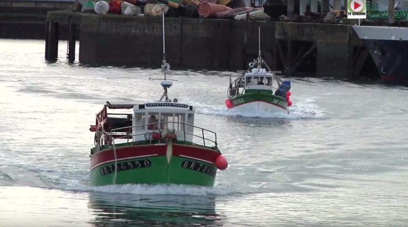 Brest: Le bon port de peche - Bretagne Télé