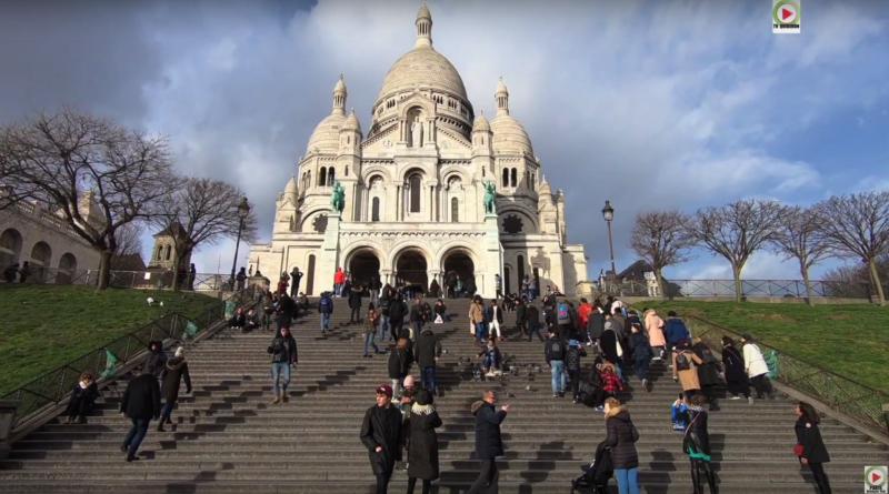 Balade à Montmartre - Paris Bretagne Télé