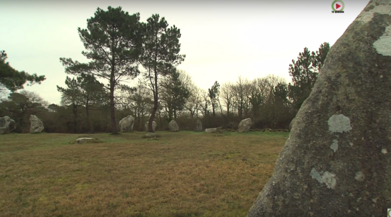 Plouharnel: Les Menhirs de Crucuno - Bretagne Télé