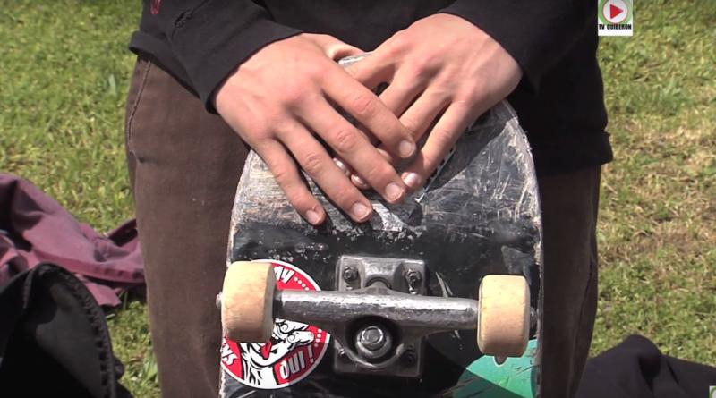 Auray: Polémique Skatepark - Bretagne Télé