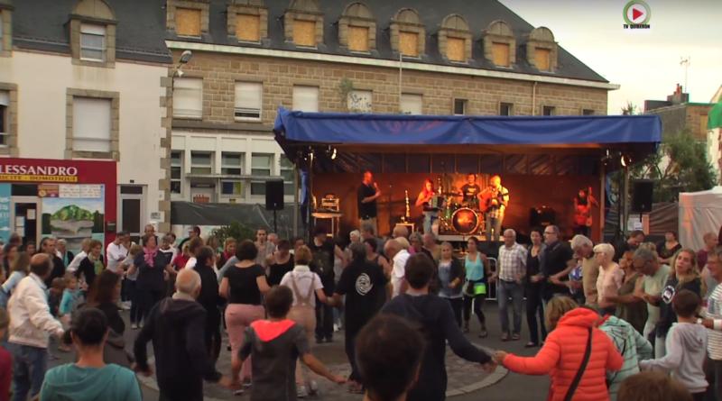 Fest Noz Duchesse-Anne - TV Quiberon 24/7