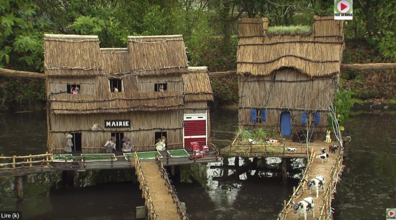 Saint-André-des-Eaux: Le Mini-Village - Télé La Baule