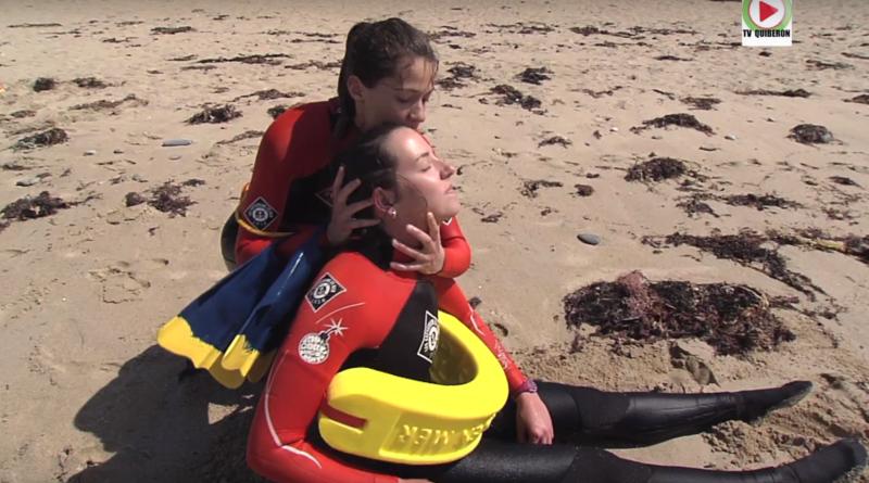 Les Lifeguards SNSM en formation - TV Quiberon 24/7
