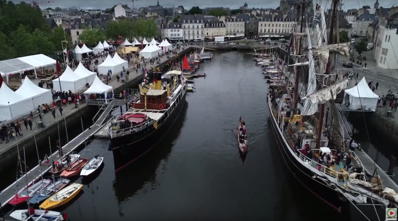 Semaine du Golfe: Flotille Norvegienne - Vannes Télé