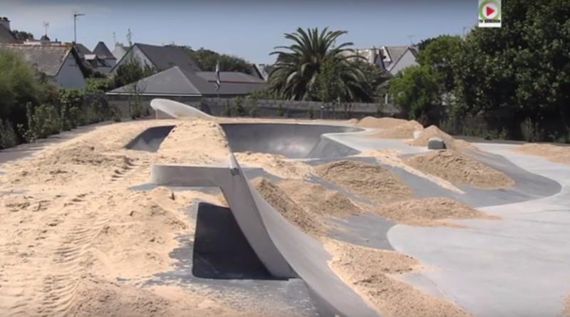 La Guerre du Skate - TV Quiberon 24/7
