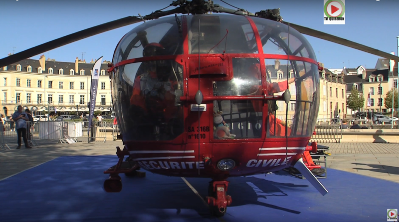 CongresSP2019: L'Alouette III - TV Quiberon 24/7